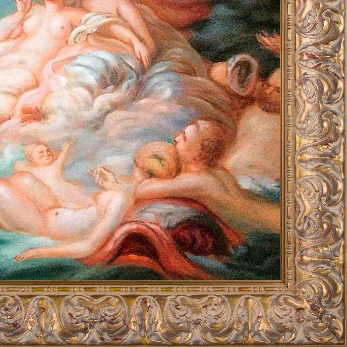 The Birth of Venus, 1753-1755 Pre-Framed