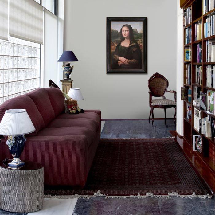 Mona Lisa Pre-Framed