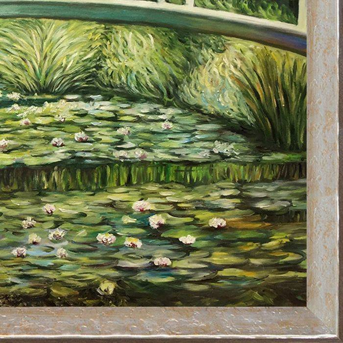 White Water Lilies, 1899 Pre-Framed