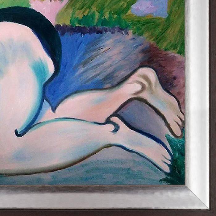Blue Nude (Memory of Biskra), 1907 Pre-Framed