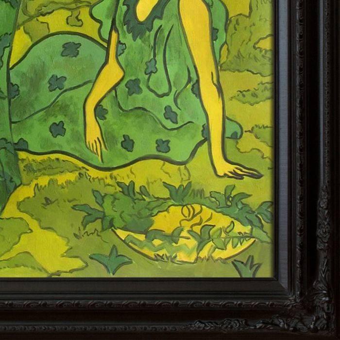 Femmes Dans la Foret Pre-Framed