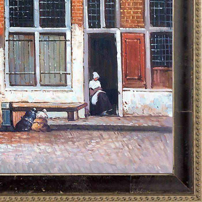 Little Street Pre-Framed