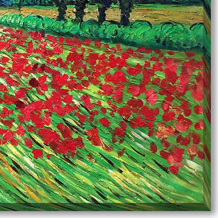 Field of Poppies Gallery-Wrapped