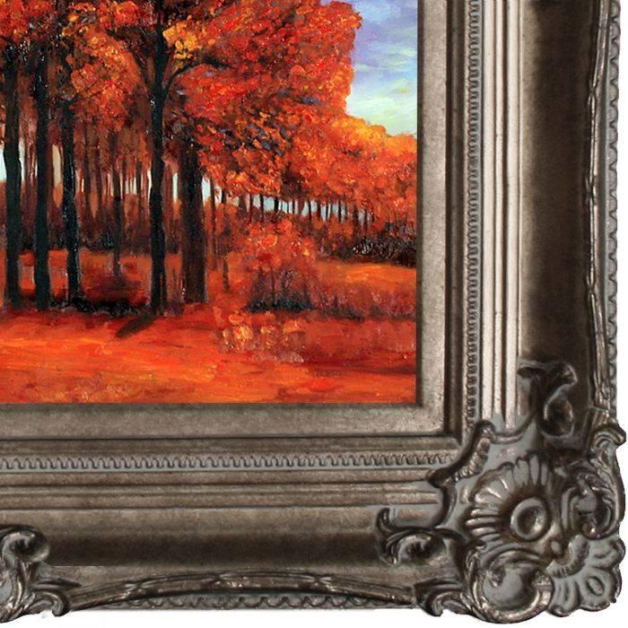 Autumn Landscape Pre-Framed