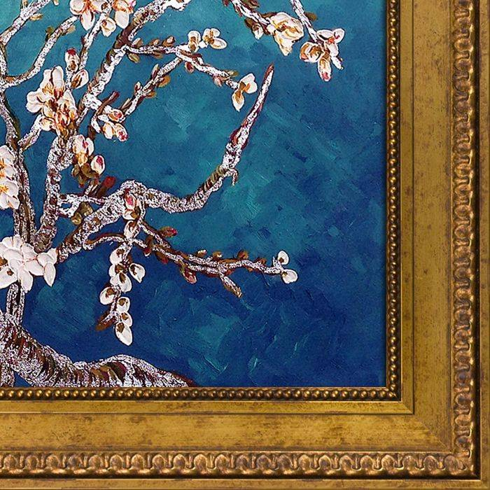 Branches of an Almond Tree (Luxury Line) Pre-Framed