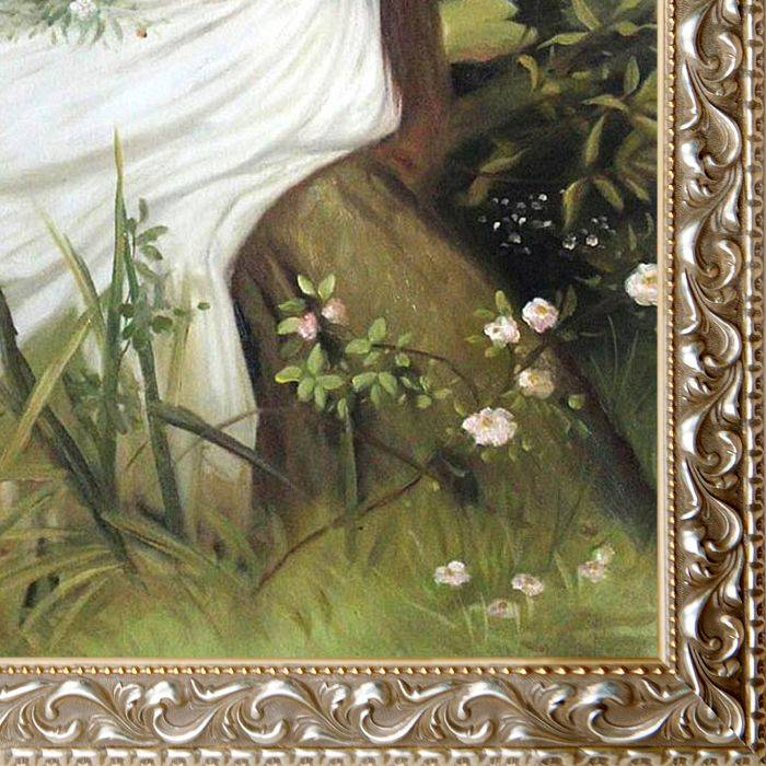 Ophelia Pre-Framed