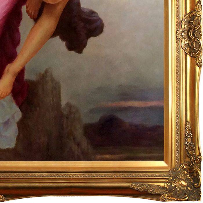 The Abduction of Psyche, 1895 Pre-Framed