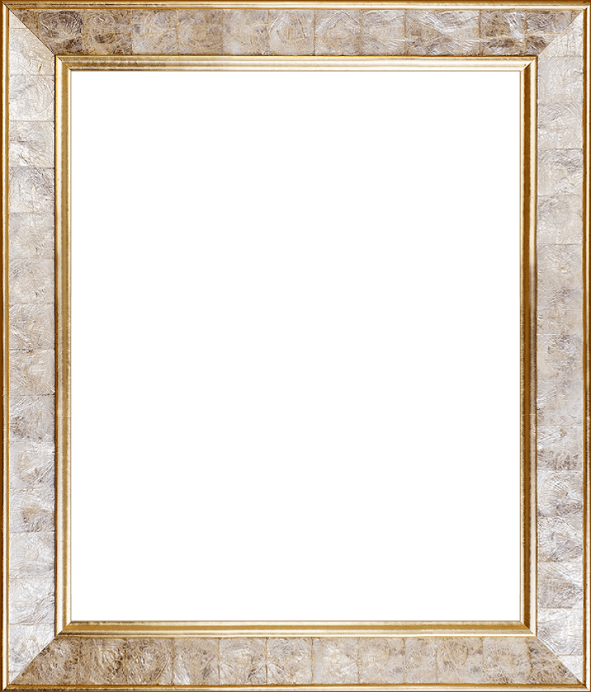 Gold Pearl Frame 20