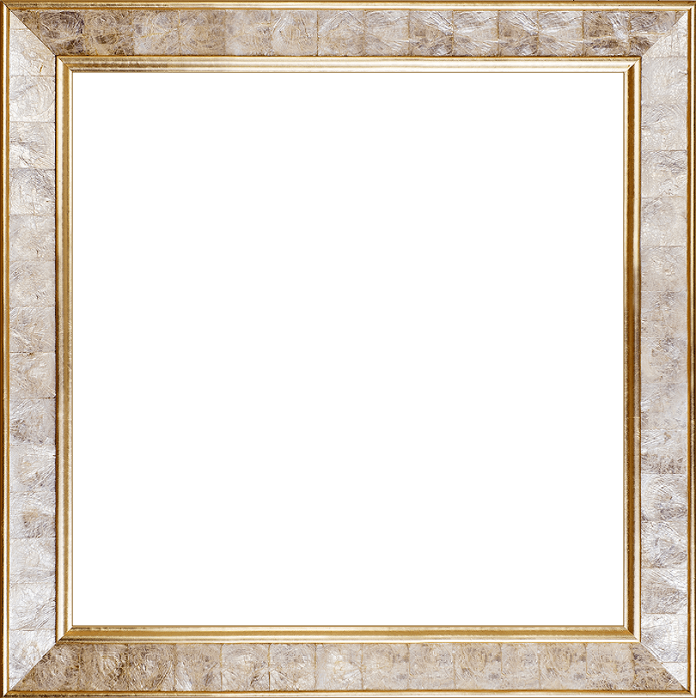 Gold Pearl Frame 24 - Canvas Art & Reproduction Oil Paintings