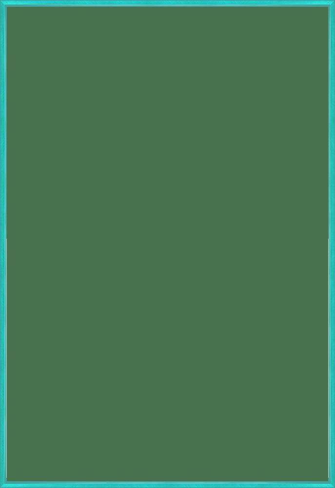 Studio Turquoise Frame 24