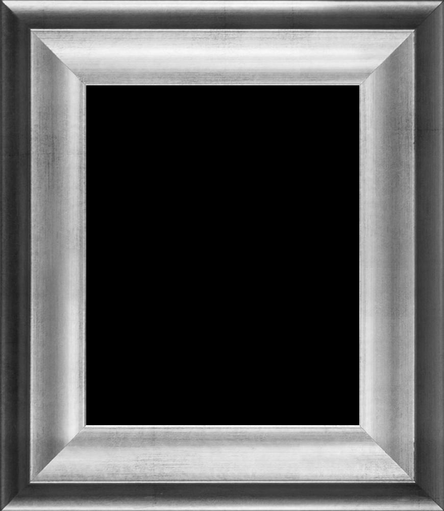 """Athenian Silver Frame 8""""X10"""""""