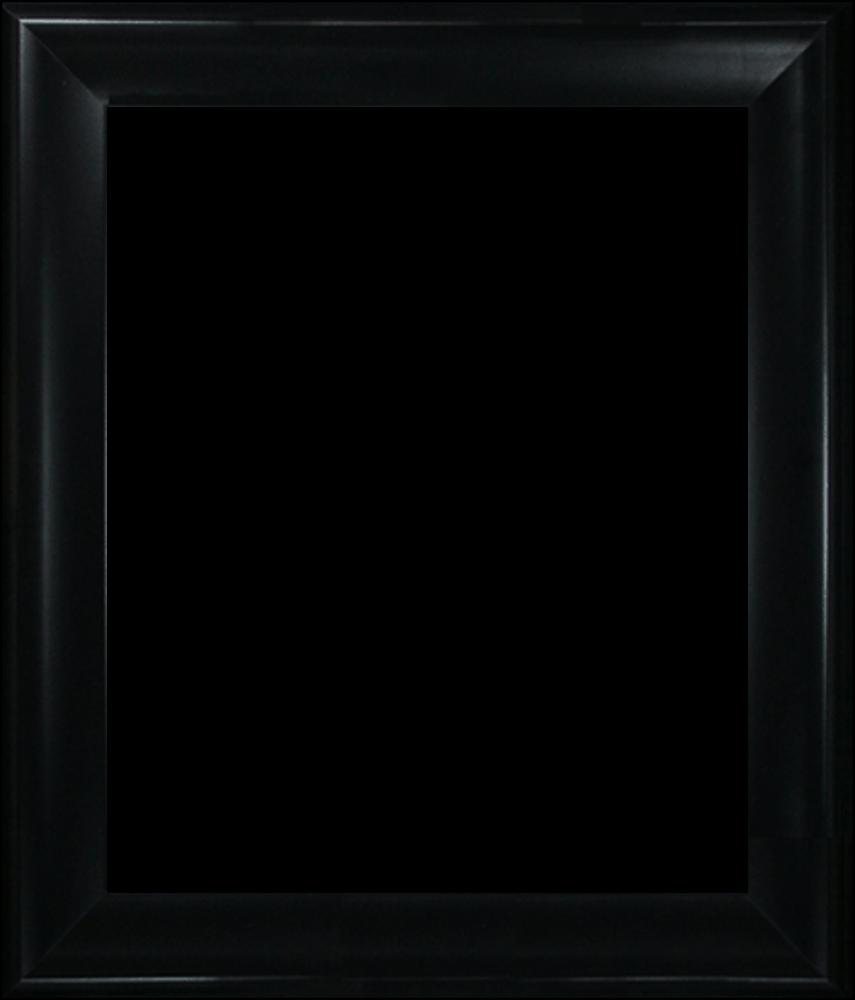 "Black Matte King Frame 20""X24"""