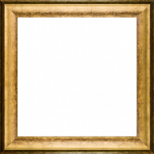 athenian gold king frame 24x24