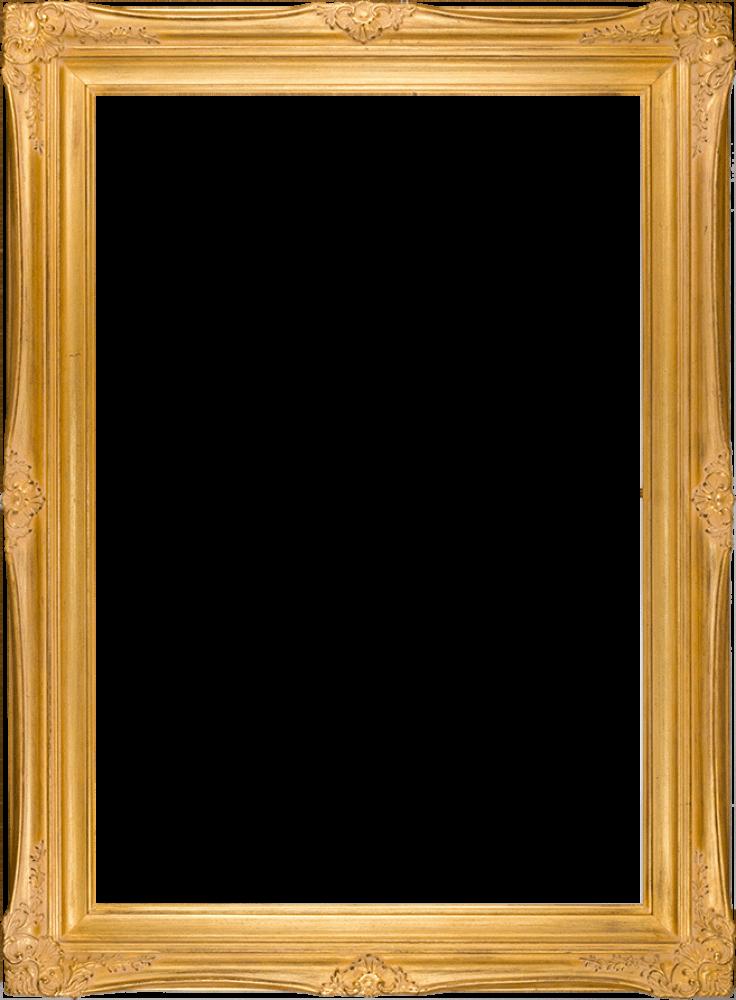 Imperial Gold Frame 24