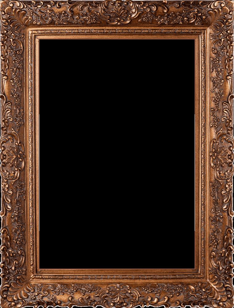 Burgeon Gold Frame 24