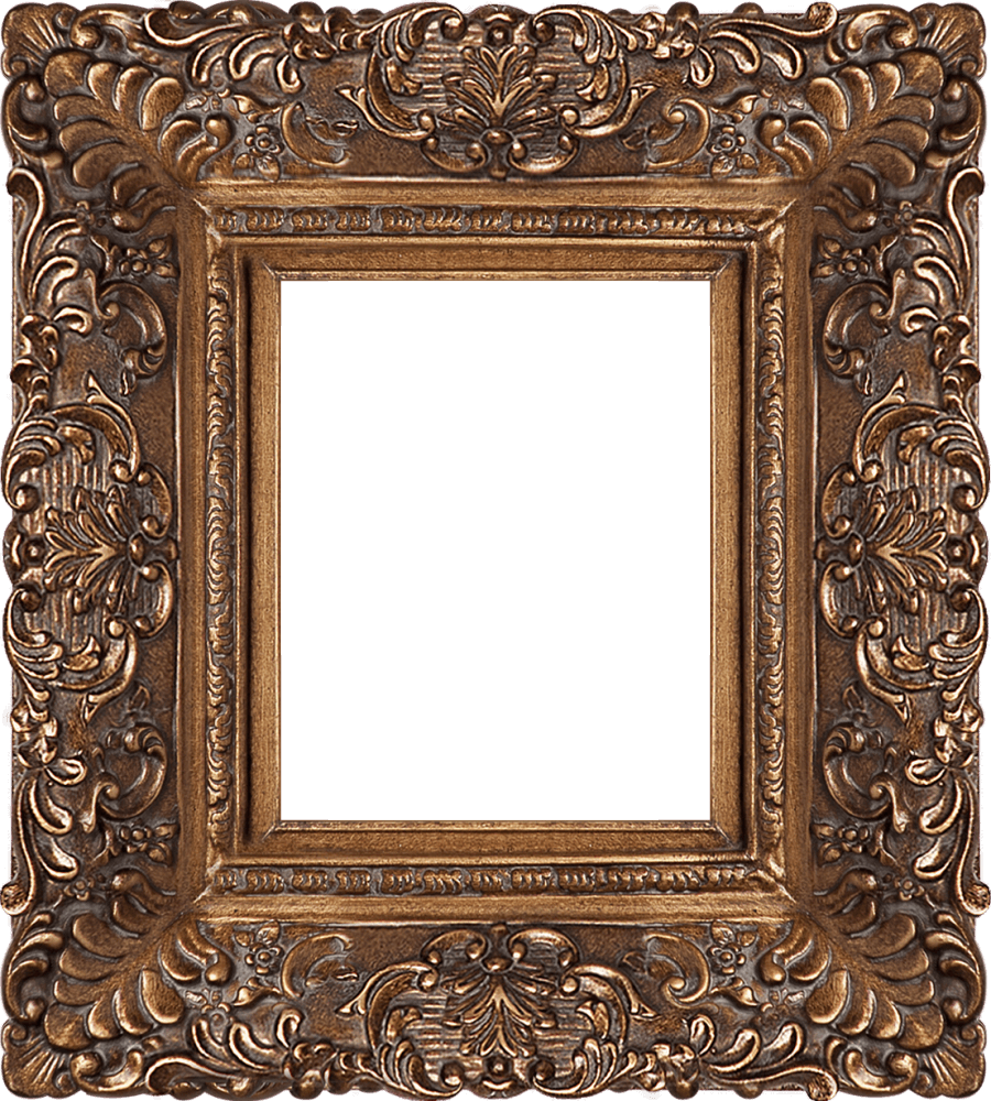 Burgeon Gold Frame 8