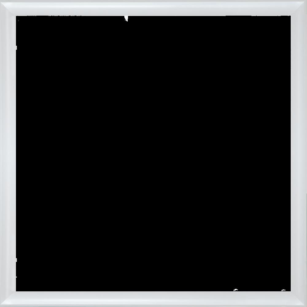 "Moderne Blanc Frame 24"" X 24"""
