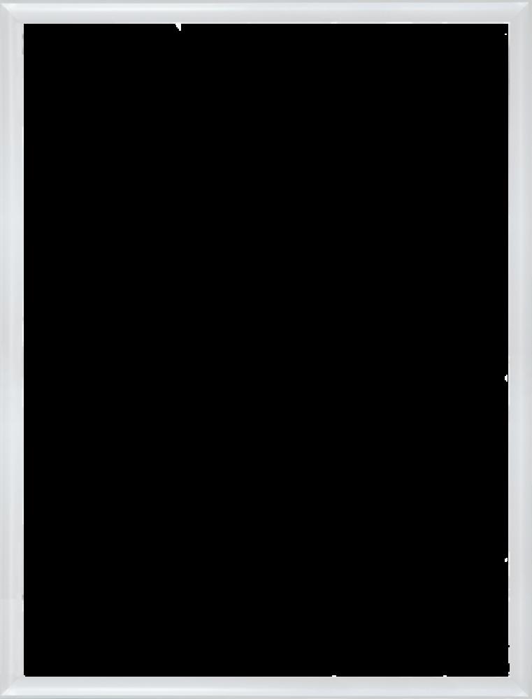"Moderne Blanc Frame 30"" X 40"""