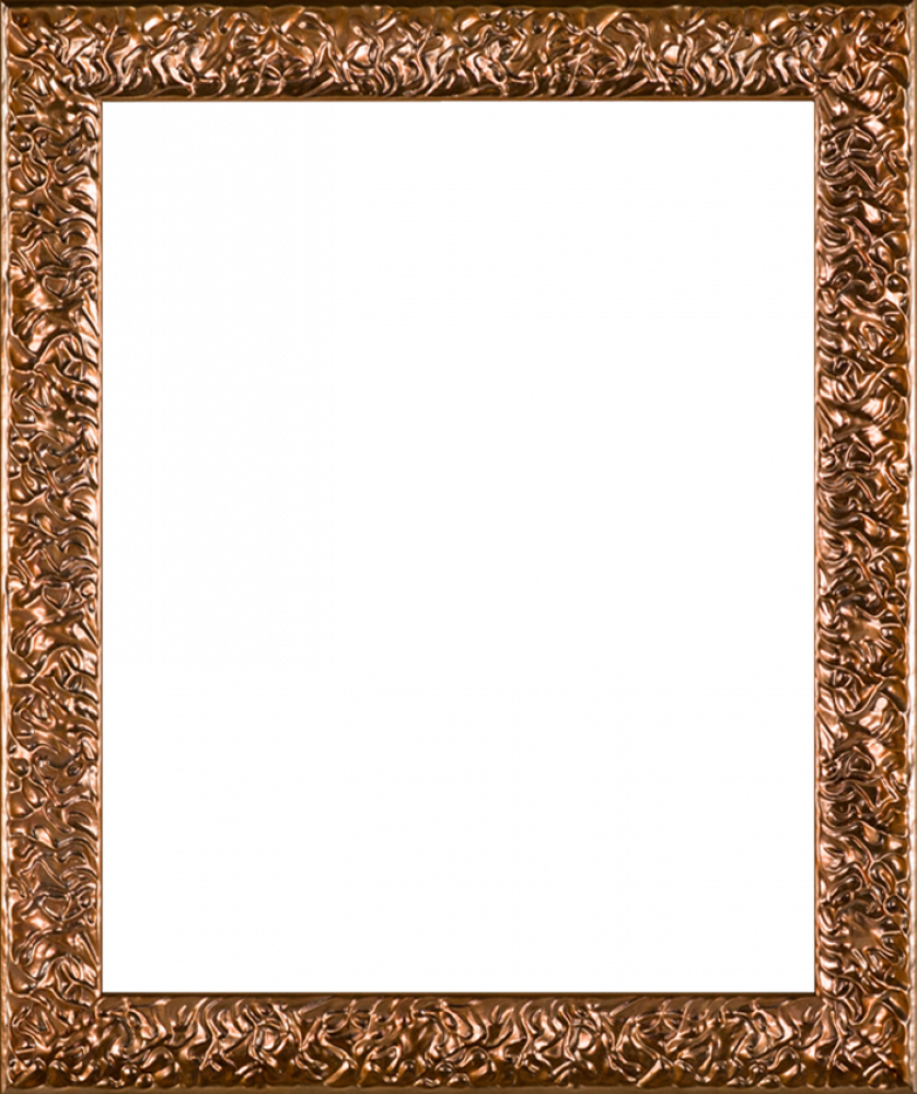 "Copper Wave Frame 16""X20"""