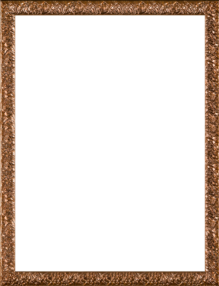 Copper Wave Frame 30