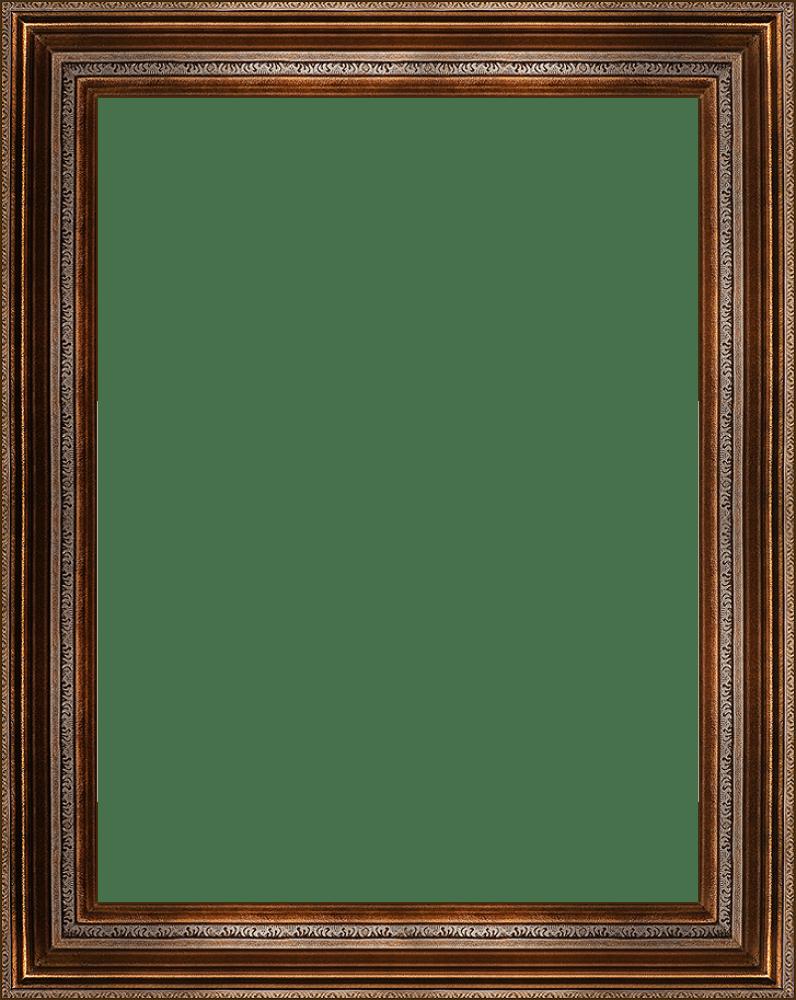 Mediterranean Bronze Frame 30