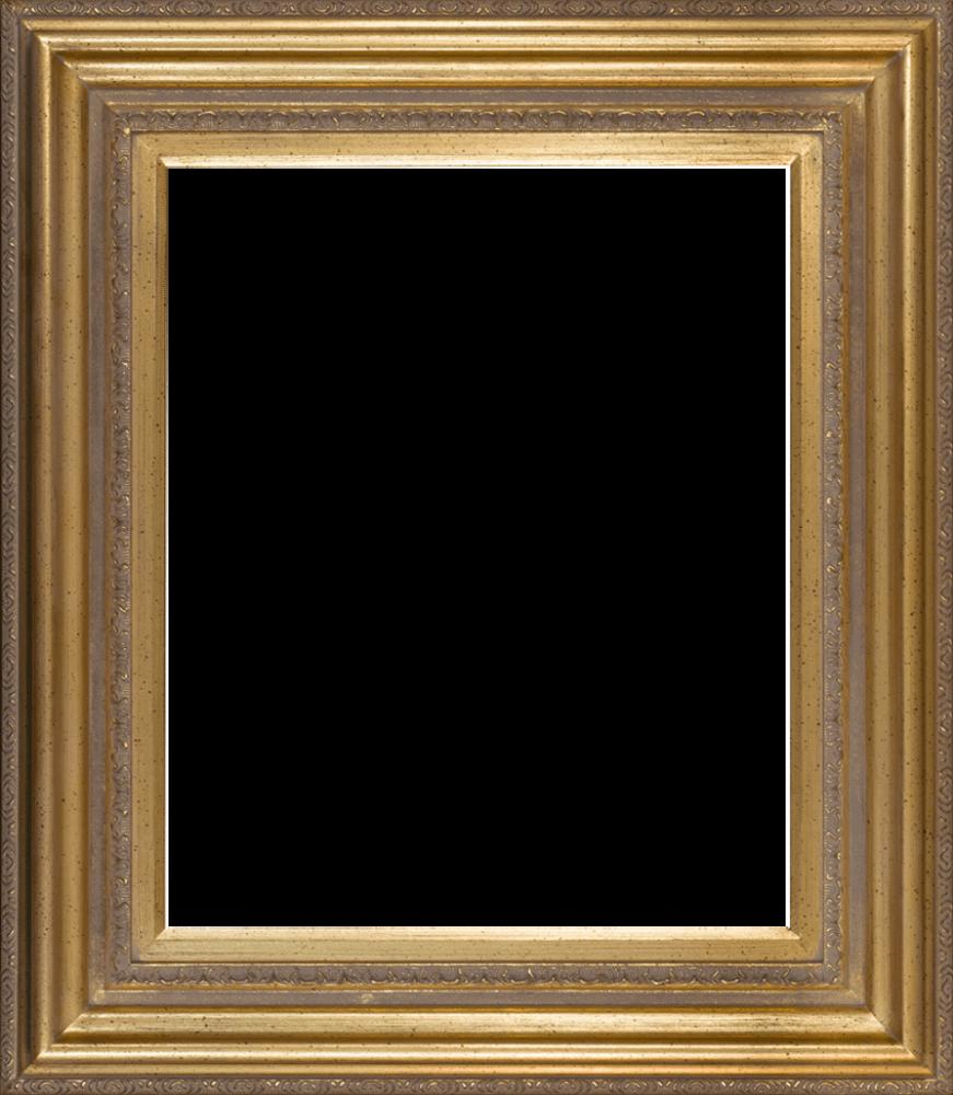 """Mediterranean Gold Frame 20""""X24"""""""