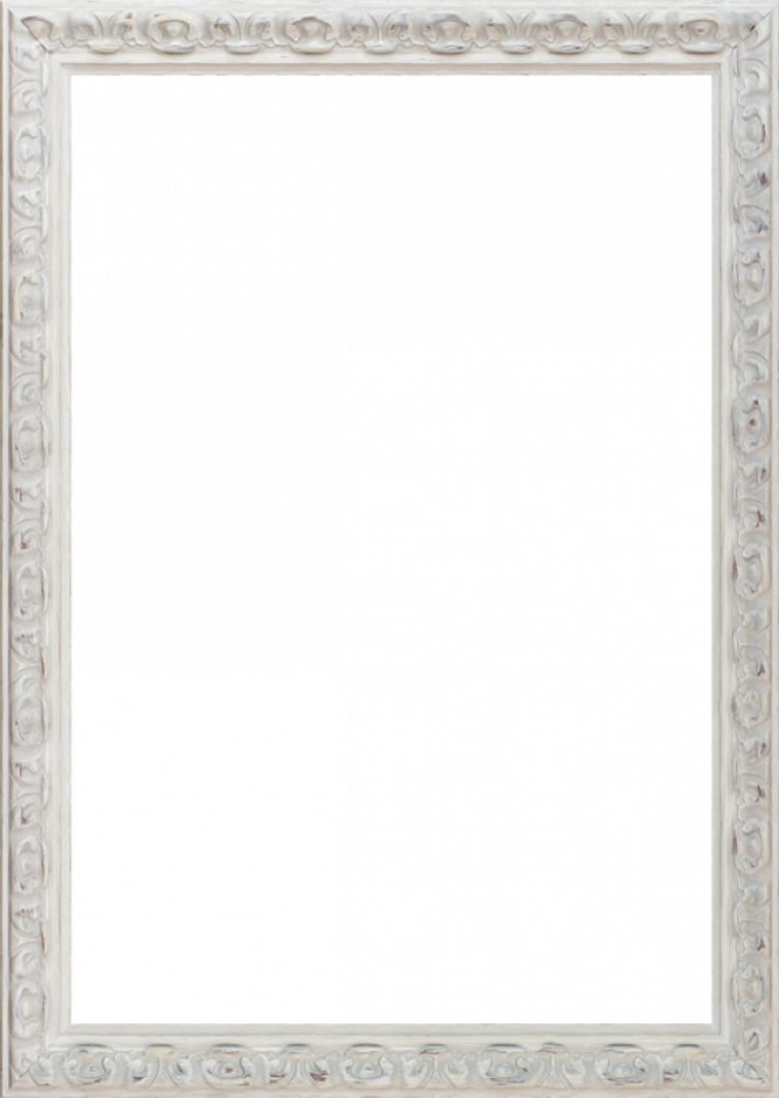Brimfield Cottage White Frame 24