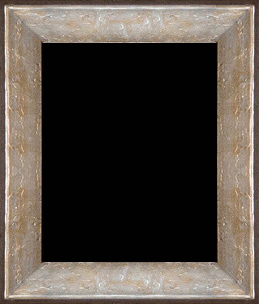 """Silver Luna Frame 8""""X10"""""""