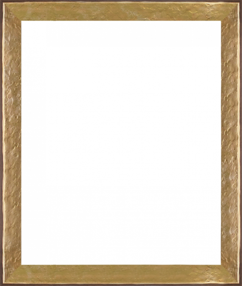 """Gold Luna Frame 20""""X24"""""""