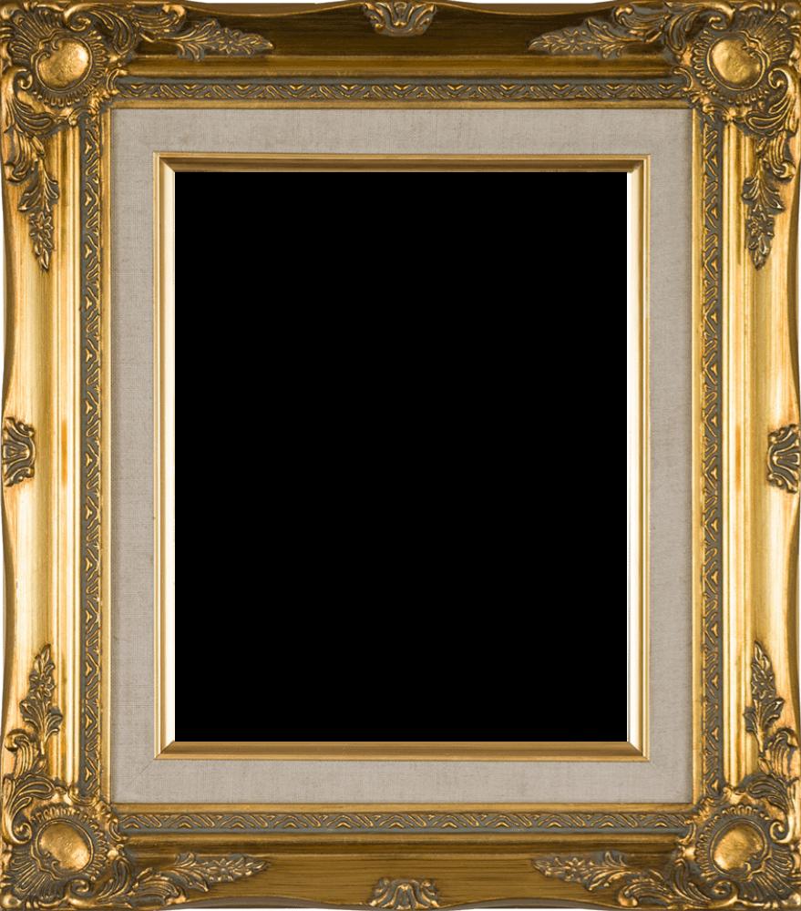 "Legacy Gold Frame 8"" X 10"""