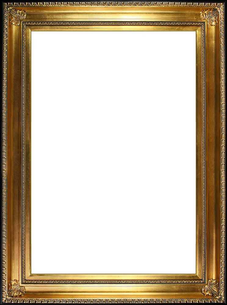 "Regency Gold Frame 24""X36"""