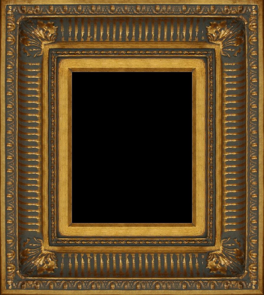 "Regal Gold Frame 8""X10"""