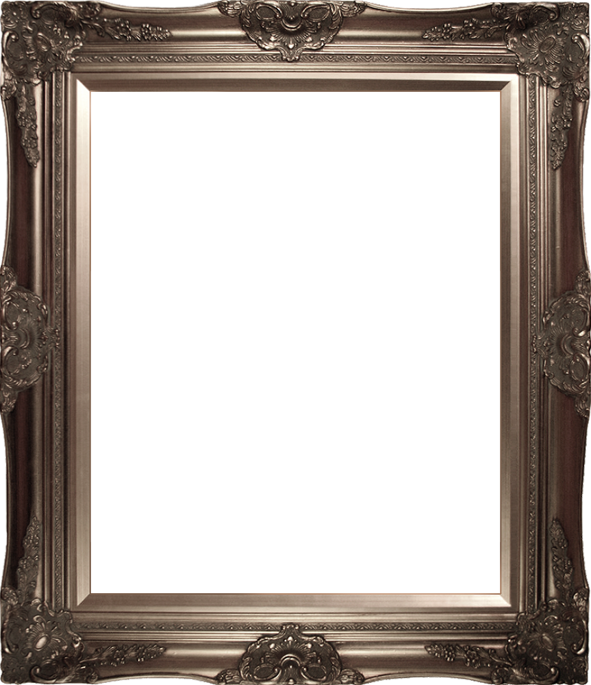 Victorian Champagne Frame 20
