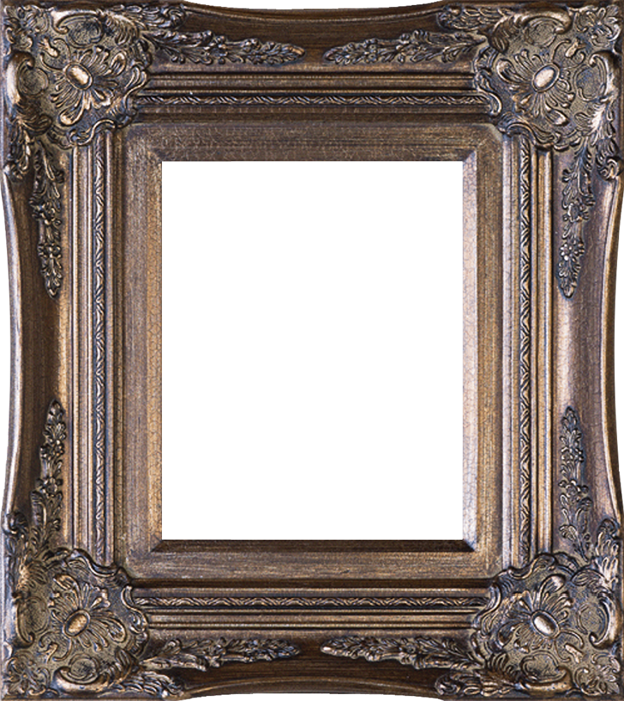 Victorian Champagne Frame 8