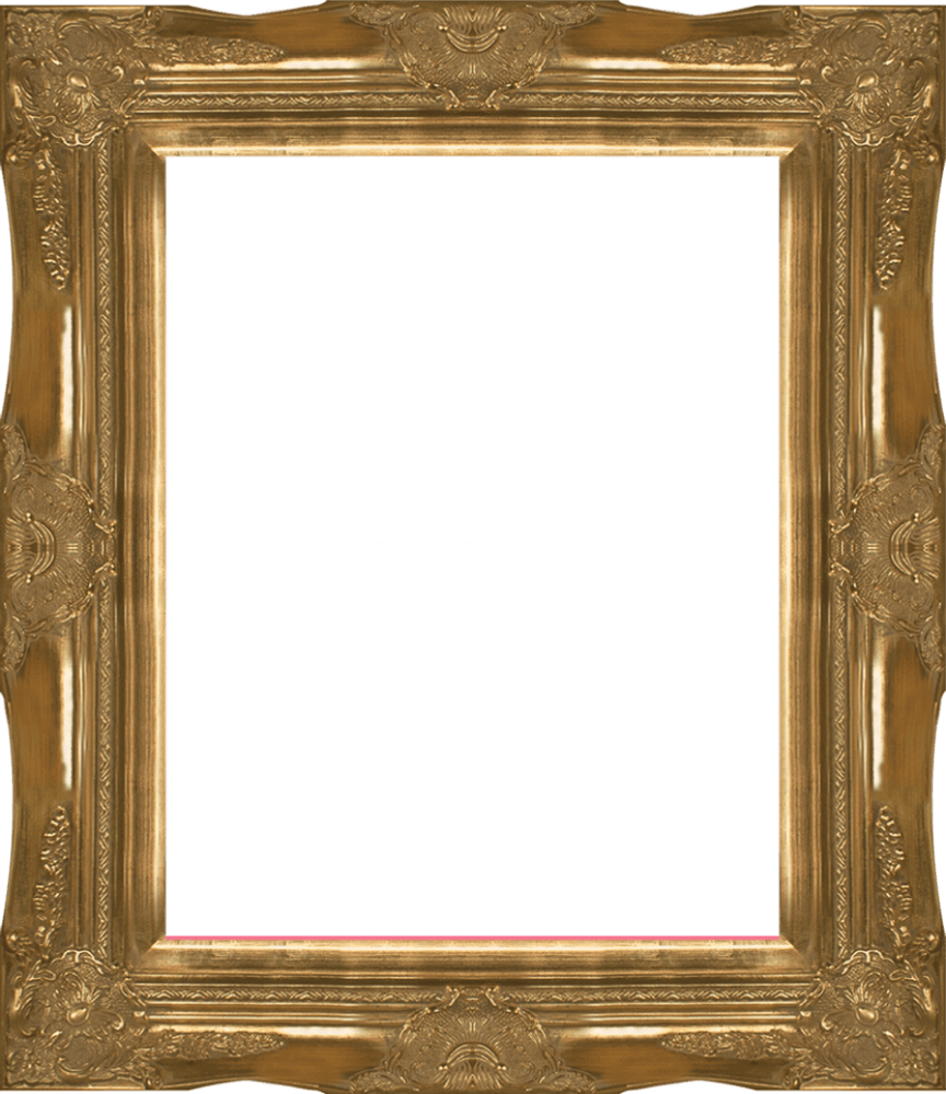 "Victorian Gold 16""X20"""