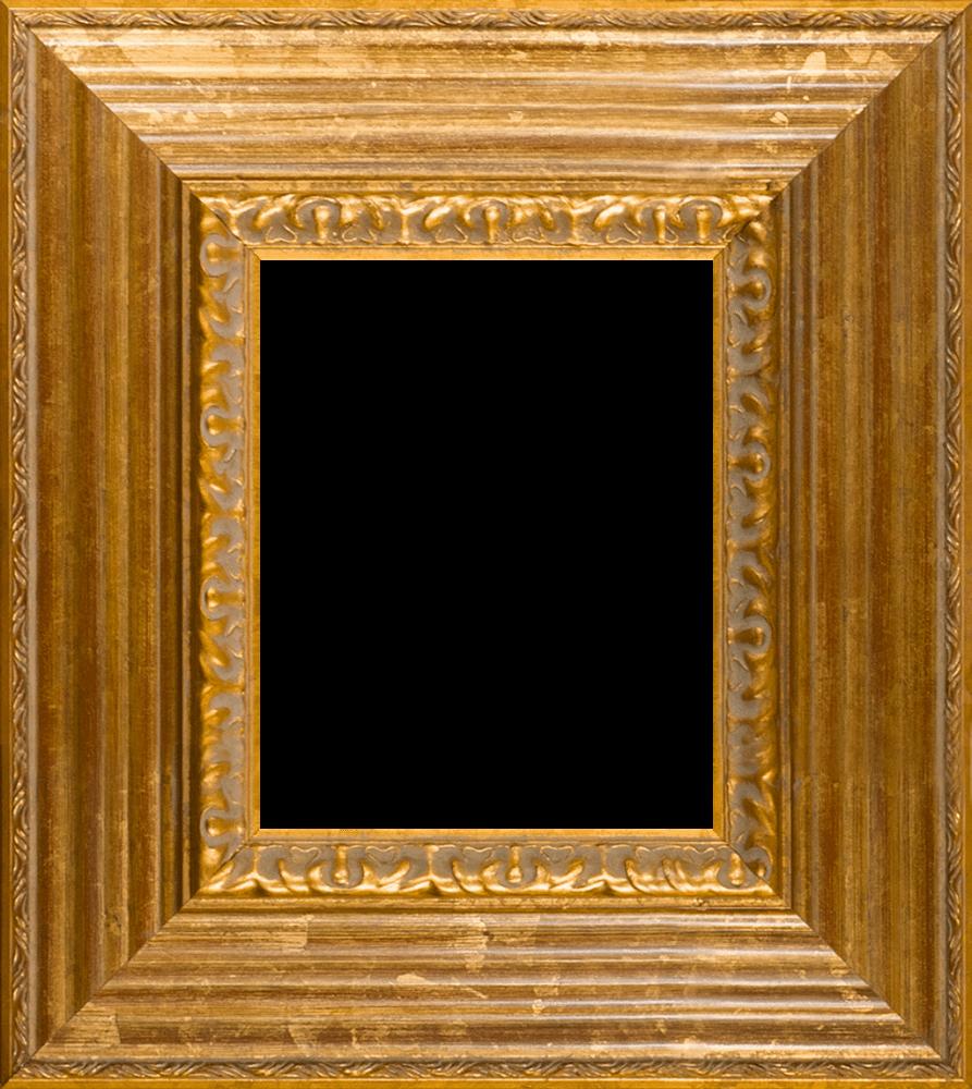 Vienna Gold Leaf Frame 8