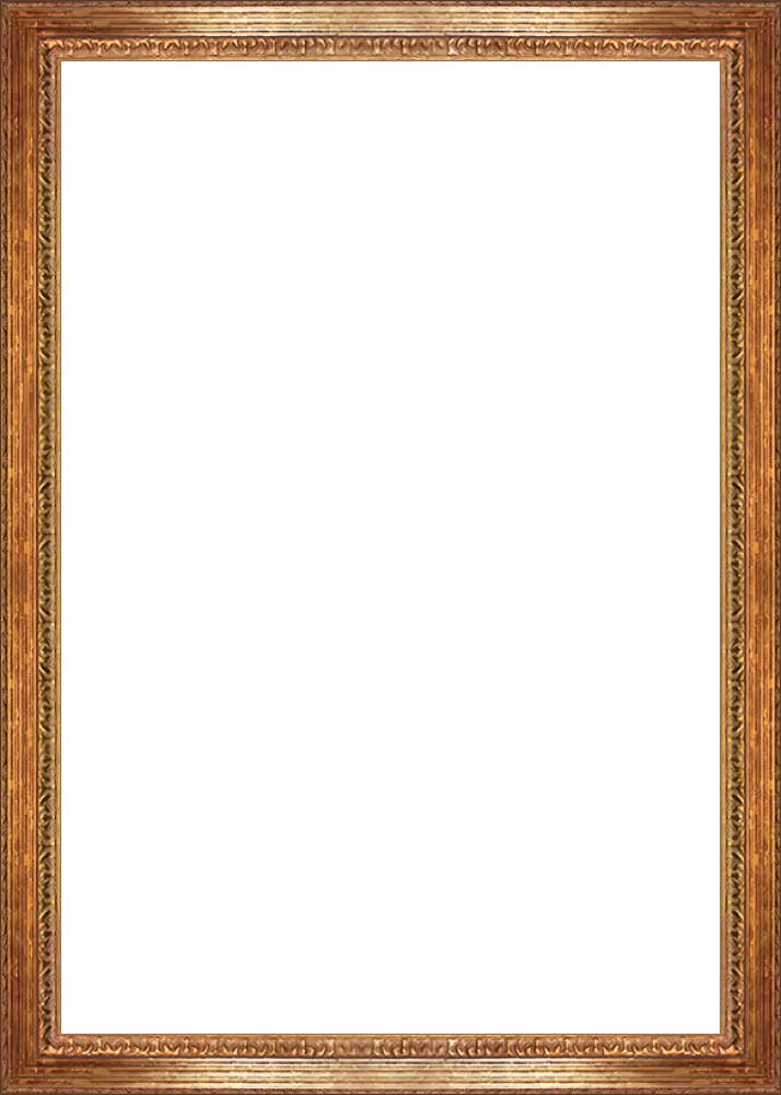 Vienna Gold Leaf Queen Frame 24