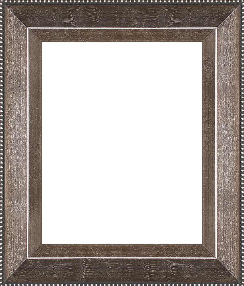 Veine D'Or Pewter Angled Frame 8