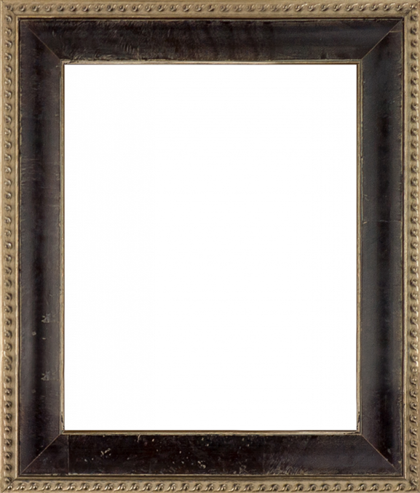 "Antiqued Athenaeum Scoop Frame 8"" X 10"""