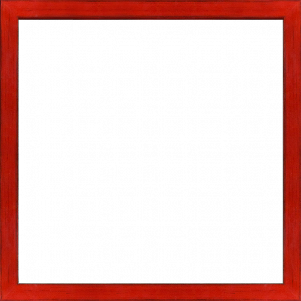 Stiletto Red Frame 24X24 - Canvas Art & Reproduction Oil Paintings