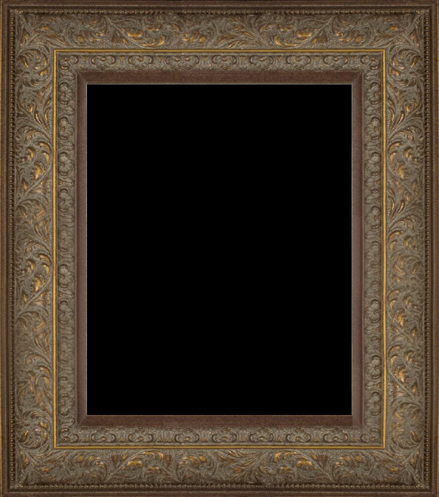 Victorian Bronze Frame 8