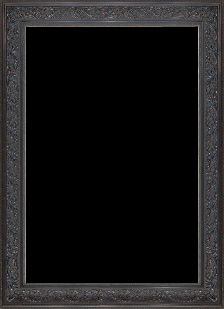 Black Spanish Walnut Frame 24