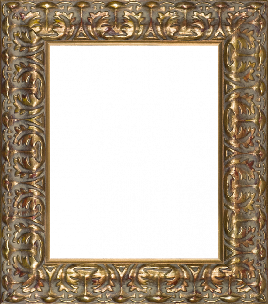 Golden Oak Leaf Frame 8