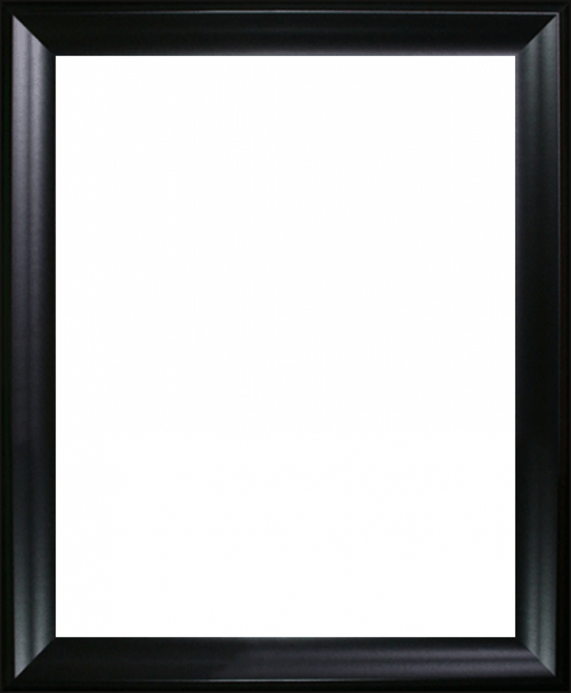 Black Satin Frame 16