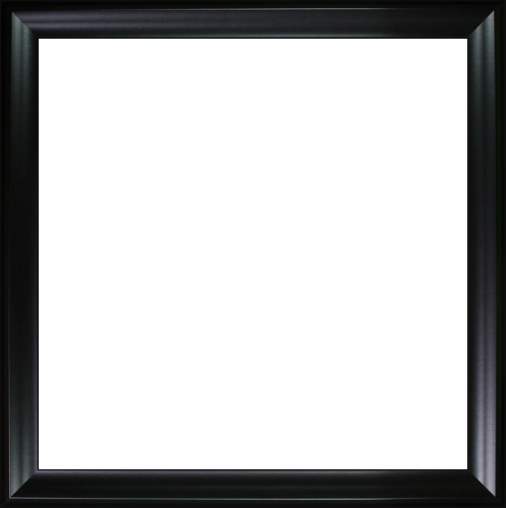 "Black Matte Frame 24""X24"""