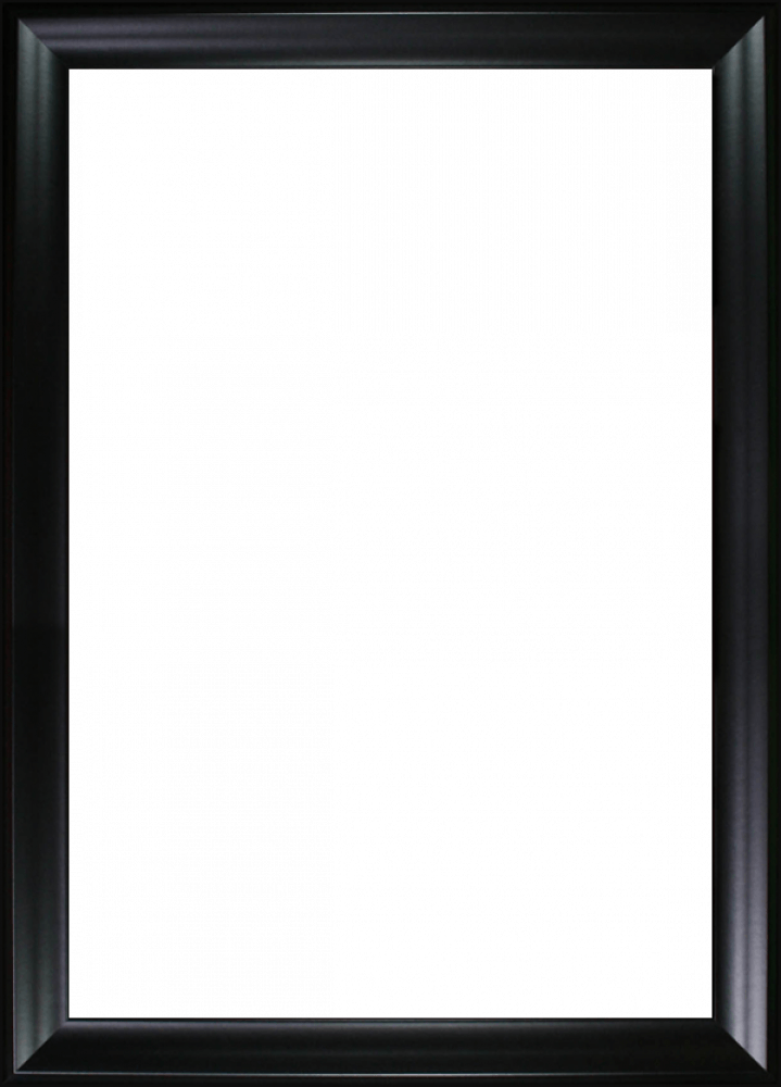 Black Satin Frame 24