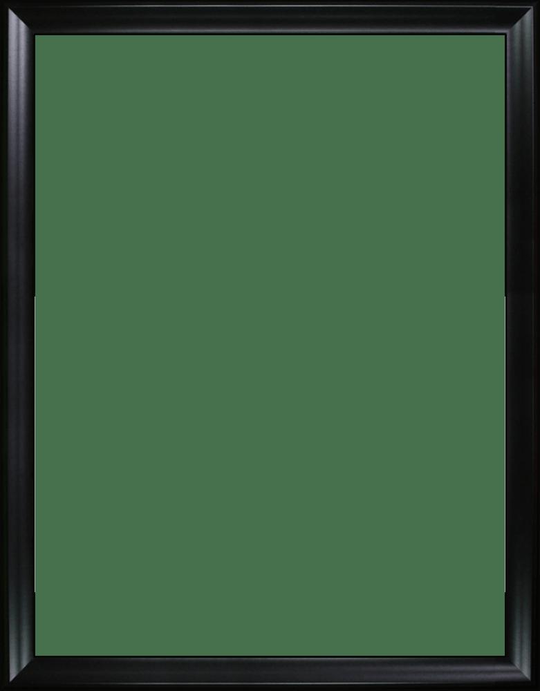 Black Satin Frame 36