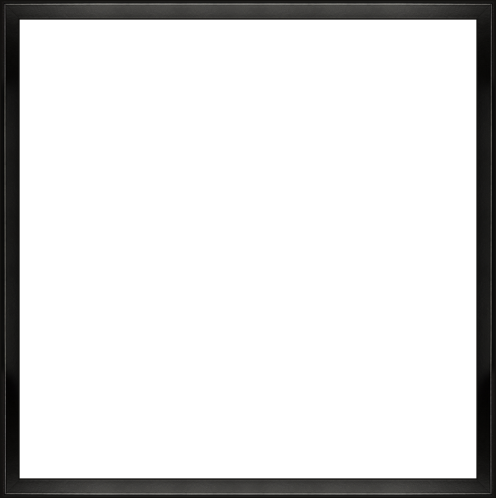 Black Wood Frame. 16\\ Black Wood Frame - Churl.co