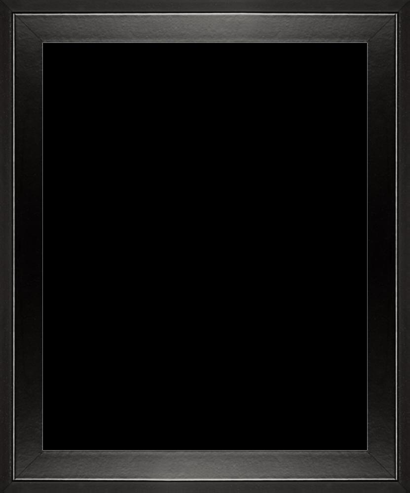 "Studio Black Wood Angle Frame 8""X10"""