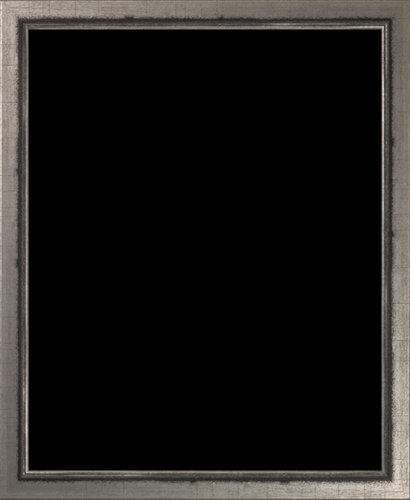 Burnished Silver Frame 16
